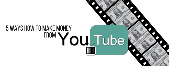 5 Ways to Make More Money on YouTube