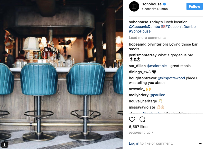 instagram hotel social media strategy